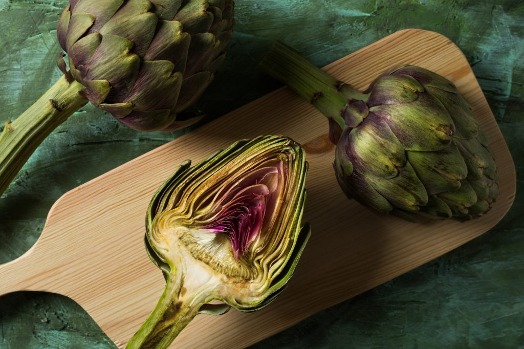 artichokes weight loss