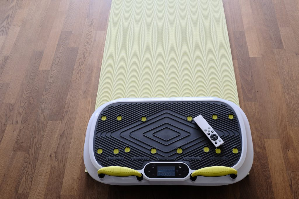 How often should you use a vibration plate?