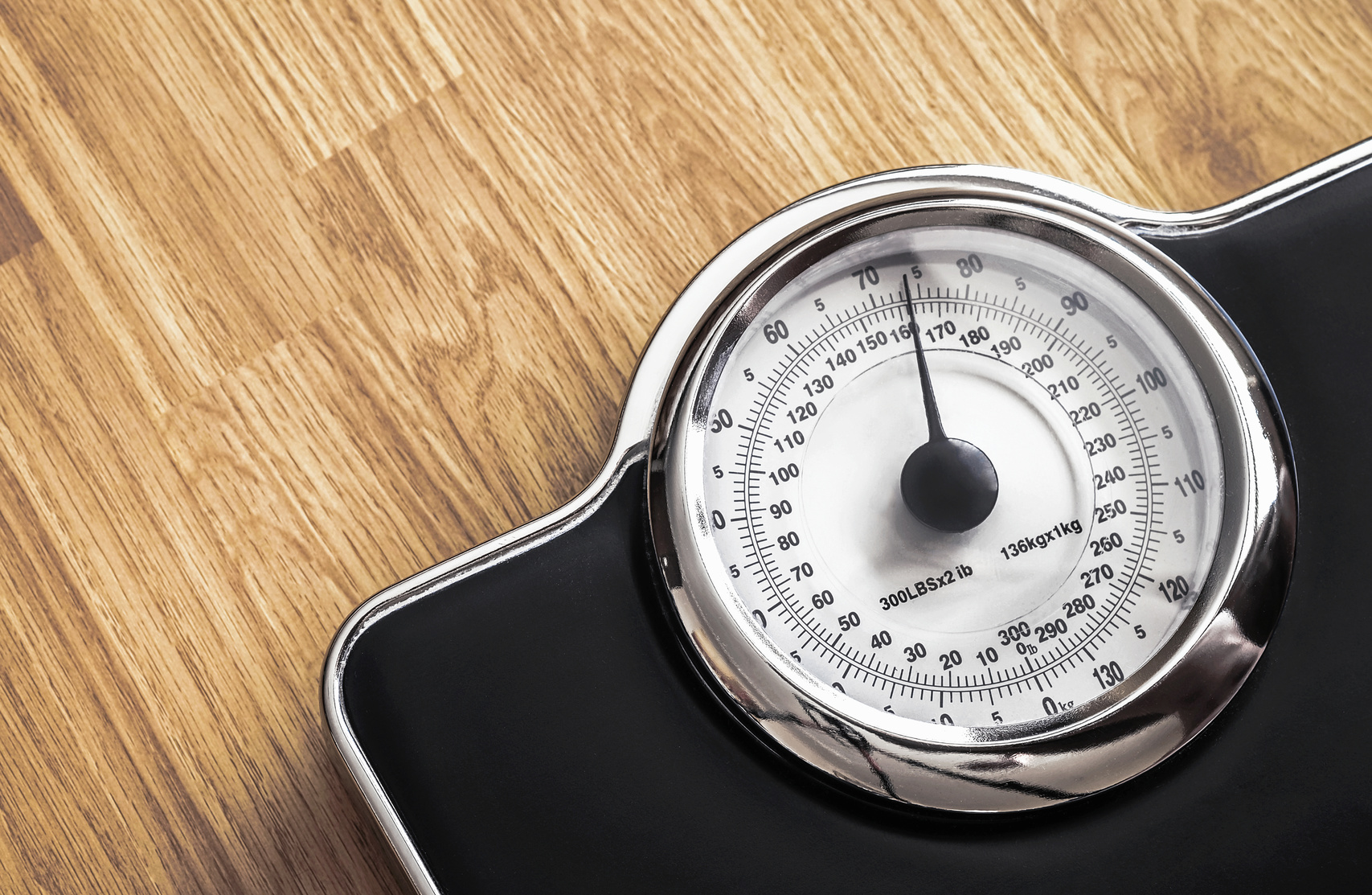 Why Weight Loss Isn't Linear: Our Fluctuating Weight